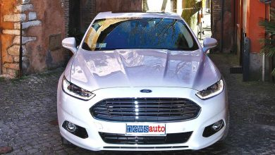 Photo of Ford Mondeo Hybrid prova su strada