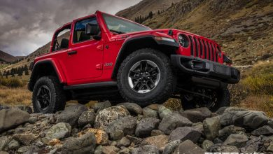 Jeep Wrangler 2018 Rubicon