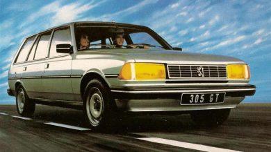 Photo of Peugeot 305 GT berlina sportiva anni '80
