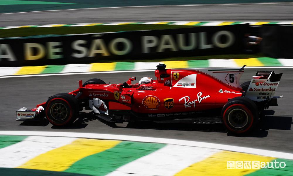 Orari Gp Brasile F1 2018