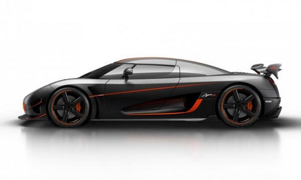 record di velocit auto koenigsegg agera rs 444 6 km h. Black Bedroom Furniture Sets. Home Design Ideas