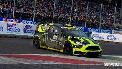 Monza Rally Show 2017 Valentino Rossi