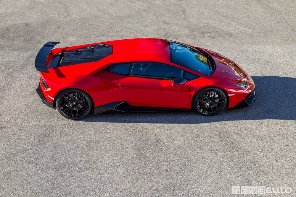 Lamborghini Huracan - Novitec Torado