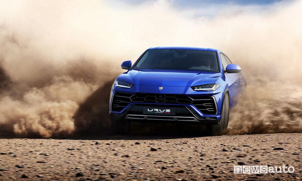 Suv ad Alte prestazioni 2019 Lamborghini Urus