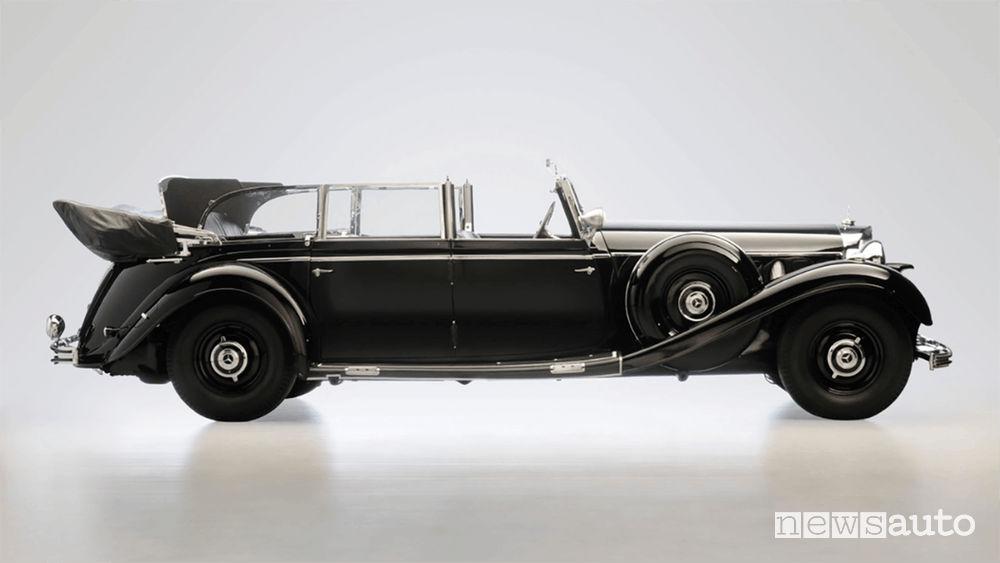 Mercedes 770K di Hitler