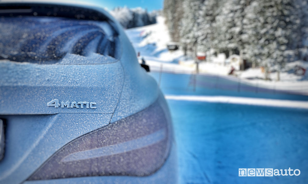 Mercedes 4Matic tour 2018