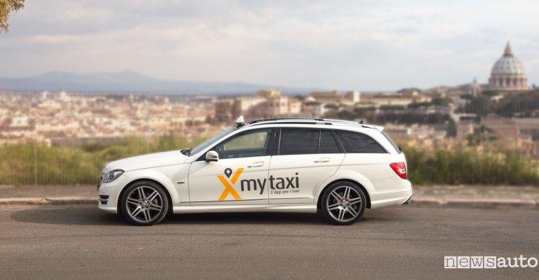 Che cos'è MyTaxi? Come funziona MyTaxi?