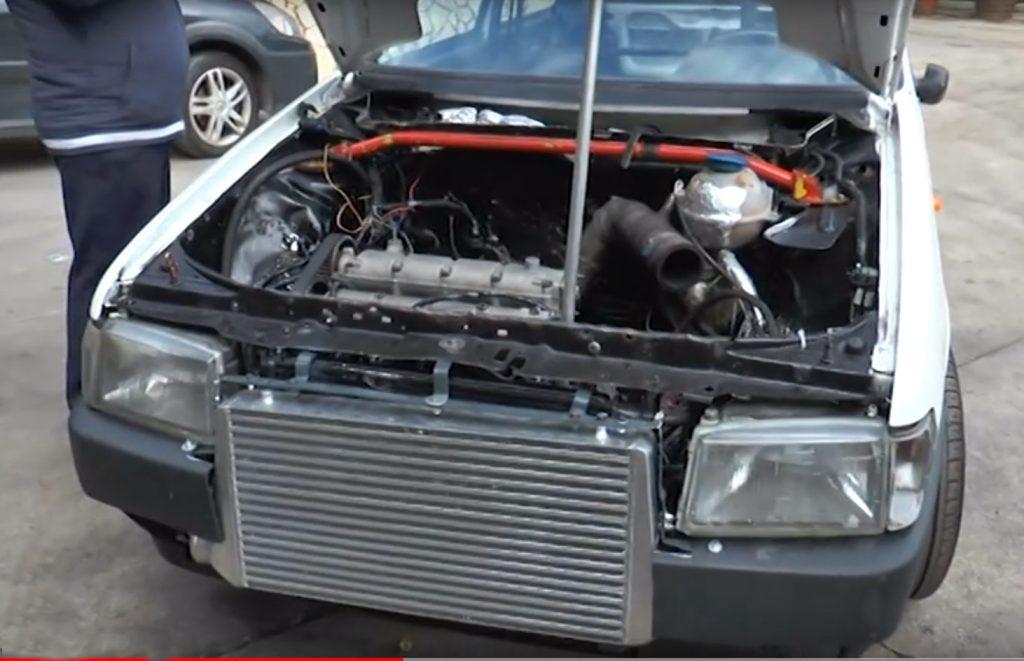 Motore Uno Turbo camorra