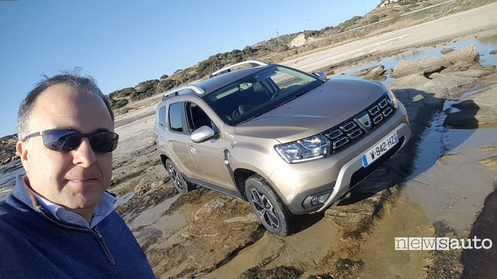 Dacia Duster 2018 Allestimenti Confort