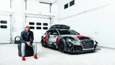 Photo of Audi RS6 DTM Tuning preparazione auto da Gumball VIDEO