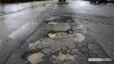 Photo of Buche stradali vera e propria emergenza, guida ai rimborsi
