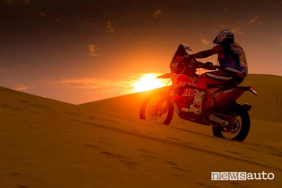Dakar 2018 3^ tappa (Sam Sunderland KTM)