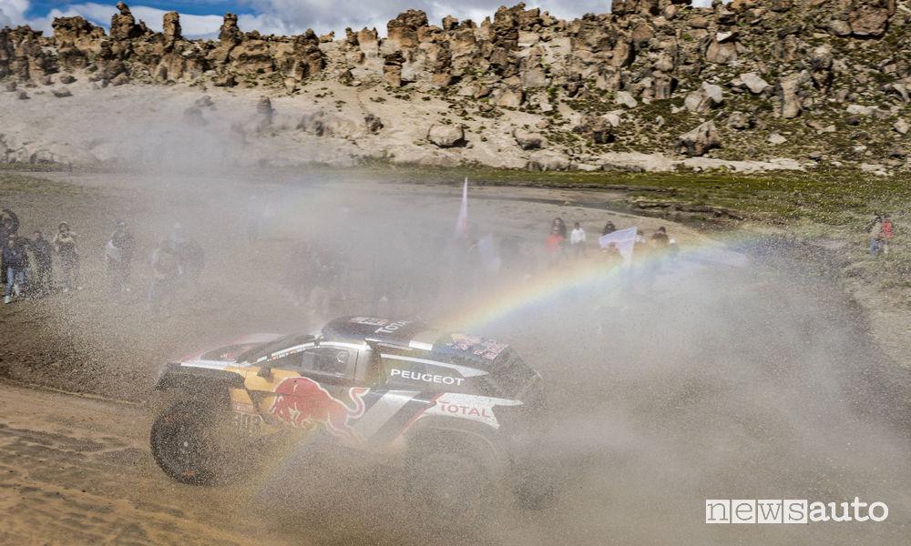 Dakar 2018 6^ tappa Peugeot 3008DKR Maxi