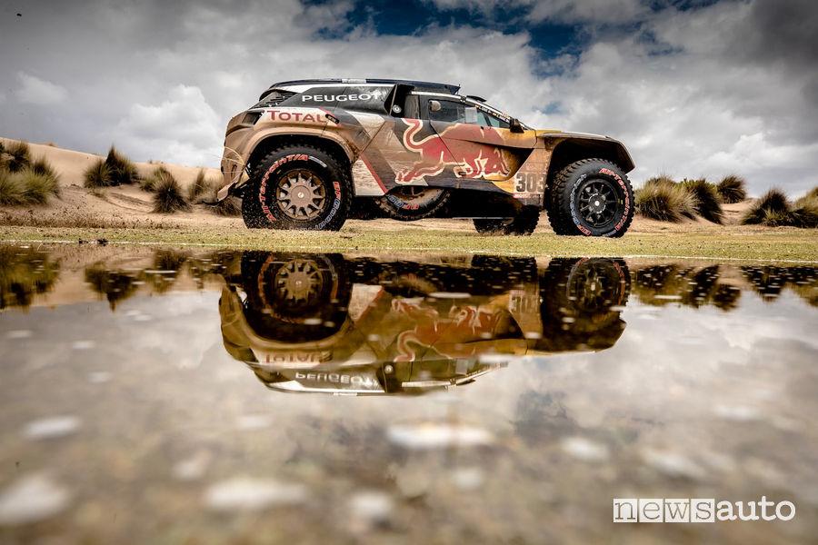 Dakar 2018 7^ tappa Peugeot 3008DKR Maxi