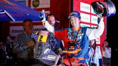 Photo of Classifica finale MOTO Dakar 2018