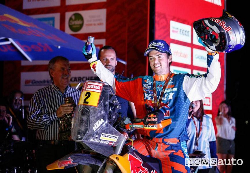 Vincitori Dakar 2018 moto Walkner