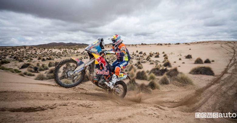 Elenco iscritti moto Dakar 2018