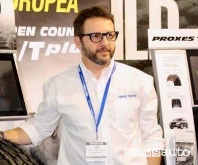 Fabio Merli, amministratore delegato di Toyo Tire Italia