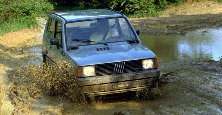 Fiat Panda 4x4 prima seria
