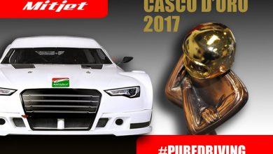 Mitjet 2017 Italian Series premio casch d'oro Autosprint