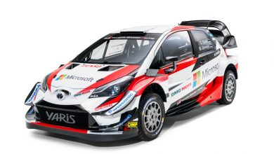 Photo of Toyota Rally Yaris WRC 2018