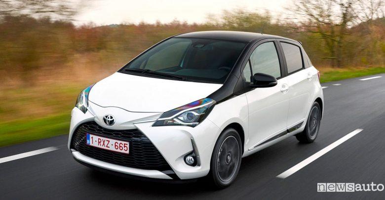 Auto diesel futuro Toyota