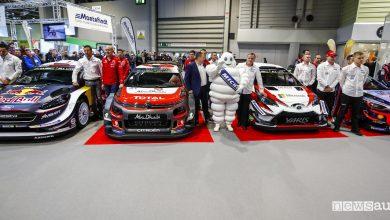 Calendario Mondiale Rally 2018