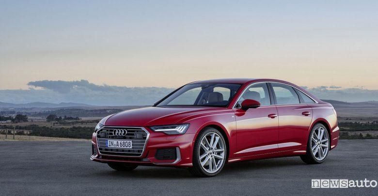Photo of Nuova Audi A6