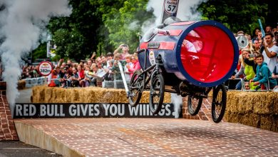 "Photo of Gara Red Bull Roma ""Red Bull Soapbox Race"""
