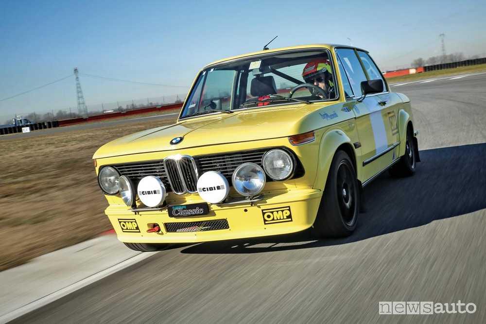 BMW 2002 Tii, auto storica