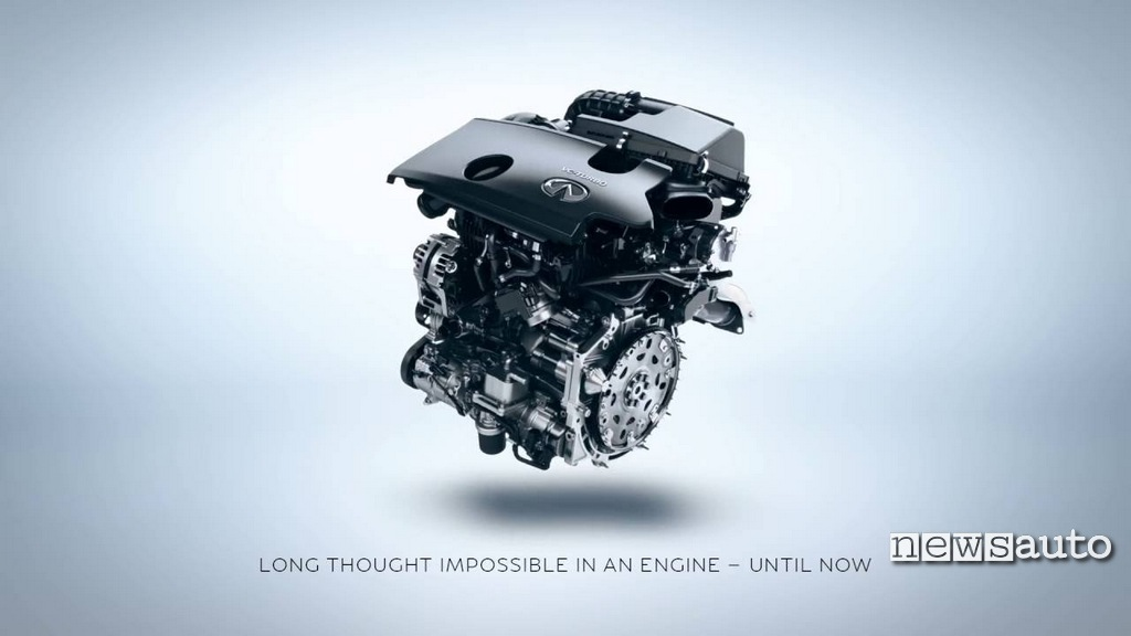 Infiniti vc turbo motore