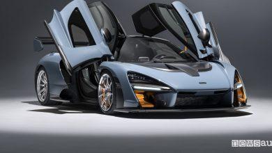 McLaren Ginevra 2018 SENNA