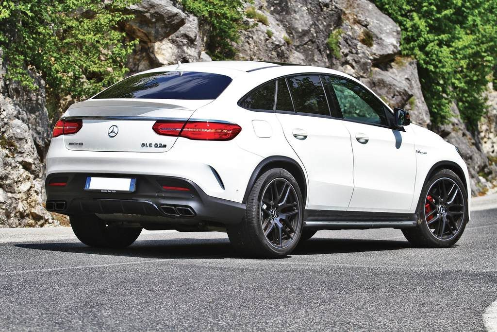 Mercedes Amg Gle 63 S La Prova Newsauto It