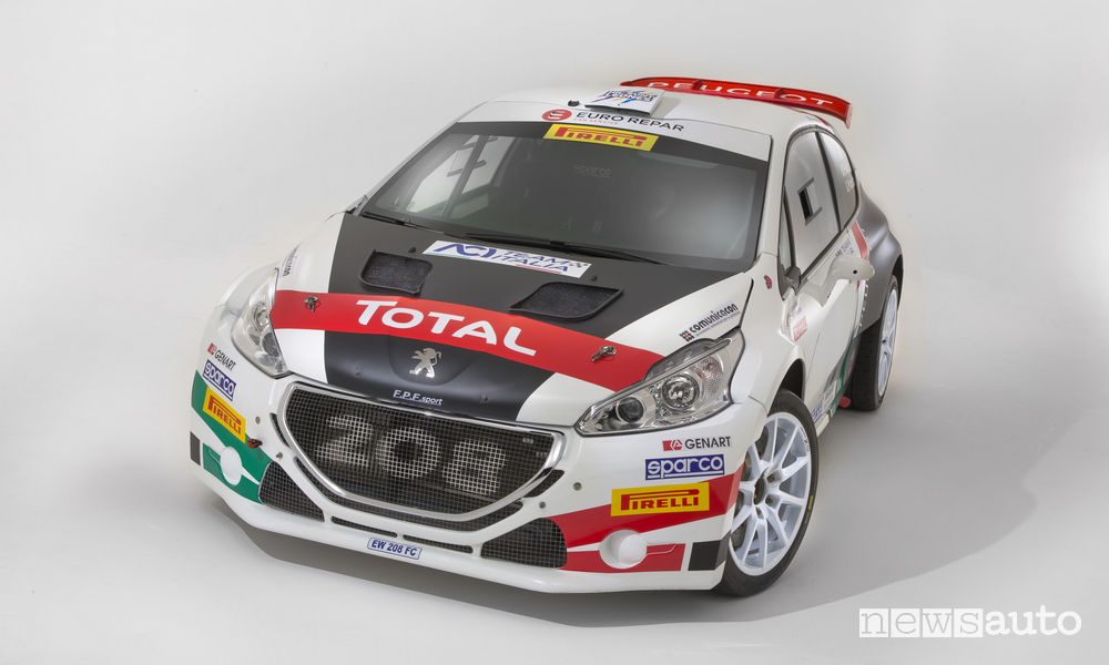 Peugeot Rally 2018 Pollara