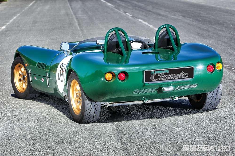 Sylva Autokits Phoenix vista posteriore