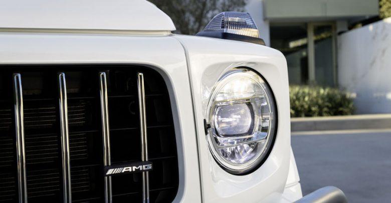 Mercedes Classe G AMG 2018