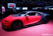 Photo of Bugatti Chiron 2018 Sport al Salone di Ginevra
