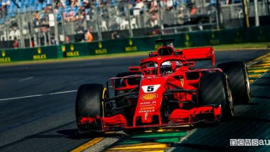 Photo of F1 2018 CLASSIFICHE gara Australia dove vince Vettel