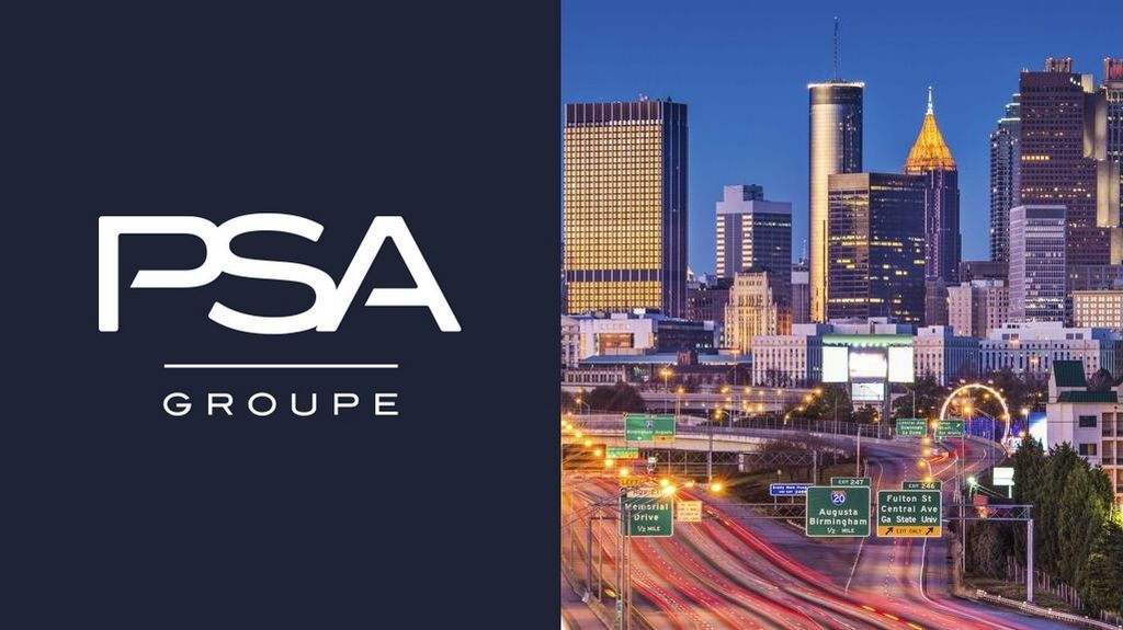 Groupe PSA Atlanta usa Salone di New York 2018