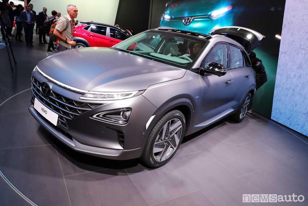 Hyundai Nexo Ginevra 2018