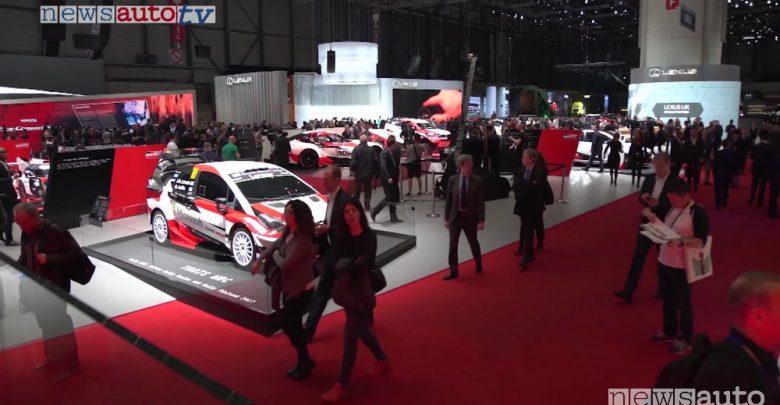 Padiglione Toyota Lexus Ginevra NewsautoTV_puntata_19