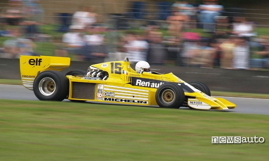 Renault RS01 Formula1