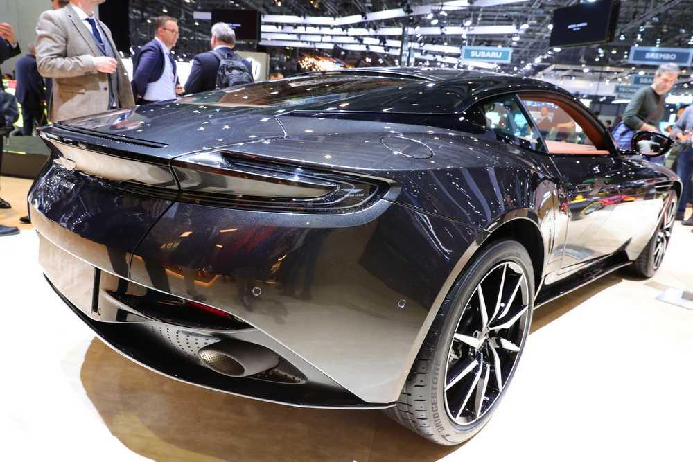 Aston Martin Ginevra 2018 DB11