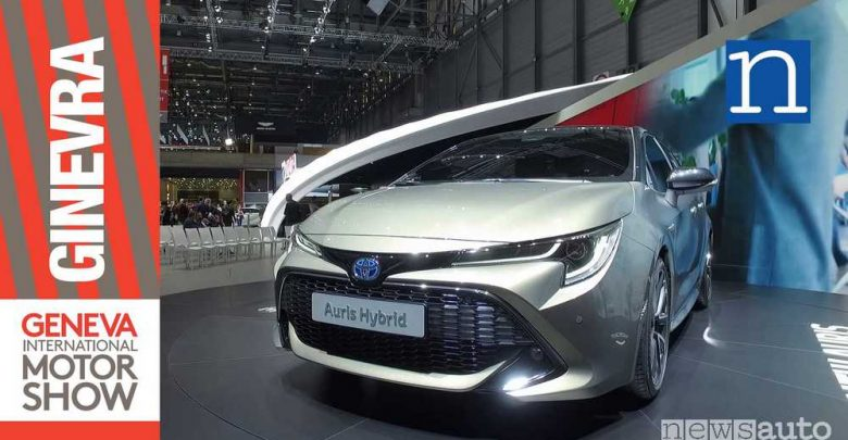 Photo of Toyota Auris 2018 al Salone di Ginevra