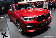 BMW X4 2018 Ginevra