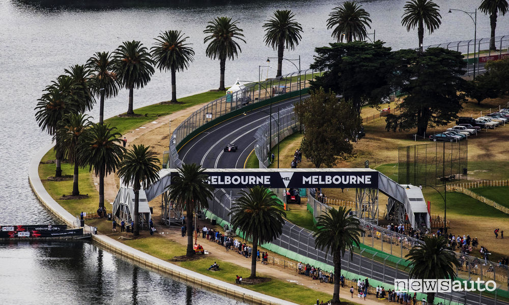 Qualifiche F1 Australia 2018 Melbourne