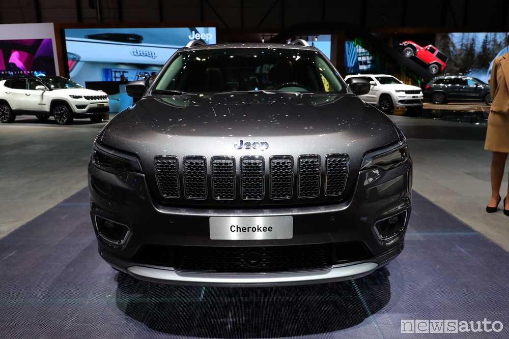 Jeep Cherokee 2018 Ginevra