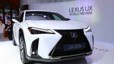 Photo of Lexus UX Ginevra 2018