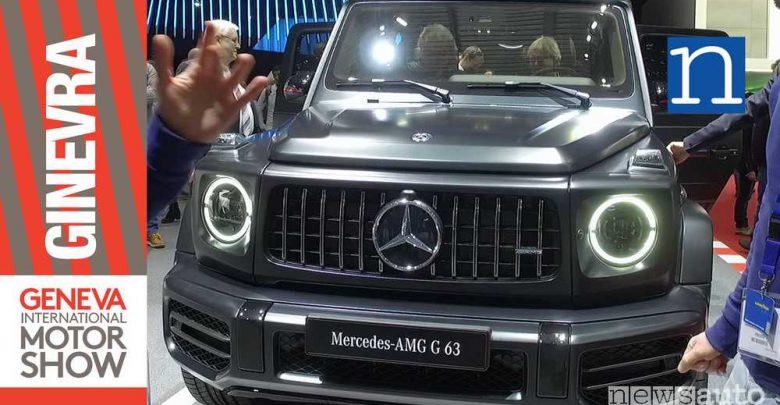 Photo of Mercedes-AMG Classe G 63 V8