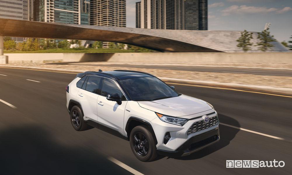Nuovo Toyota RAV4